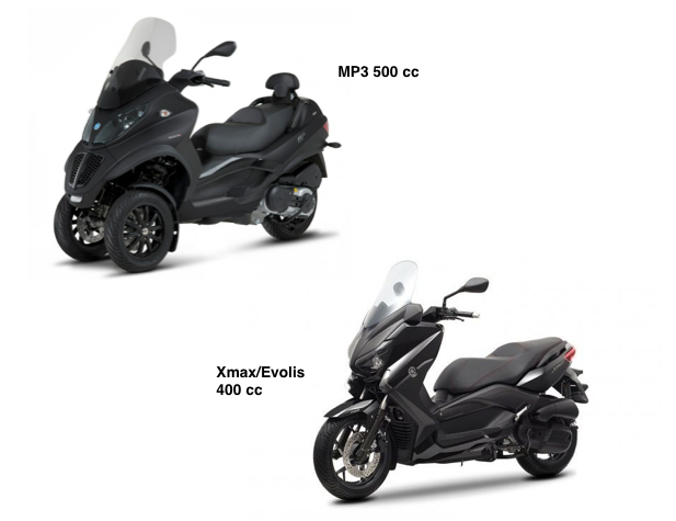 agence location scooter frejus